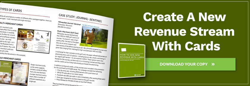 Get your copy of How to Add New Revenue with Cards.