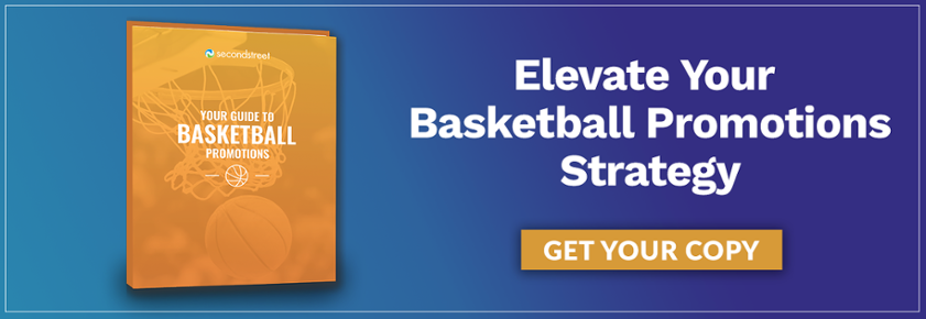 Get your copy of Your Guide to Basketball Promotions.