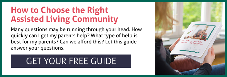 How to Choose the Right Assisted Living at The Arbors find out how by downloading our free guide here