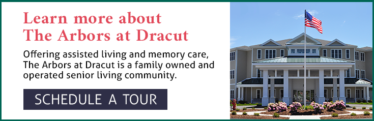 Schedule a Tour The Arbors at Dracut