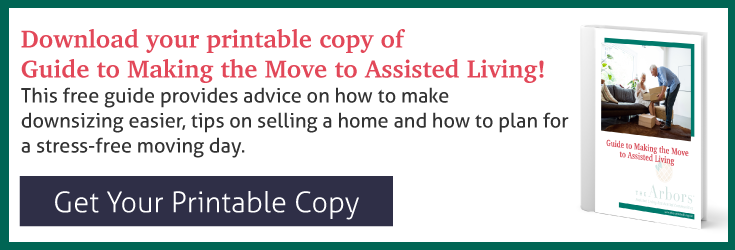 download a printable copy of guide to making the move to assisted living