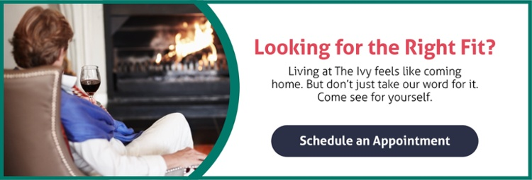 Schedule a Tour at The Ivy at Watertown Assisted Living