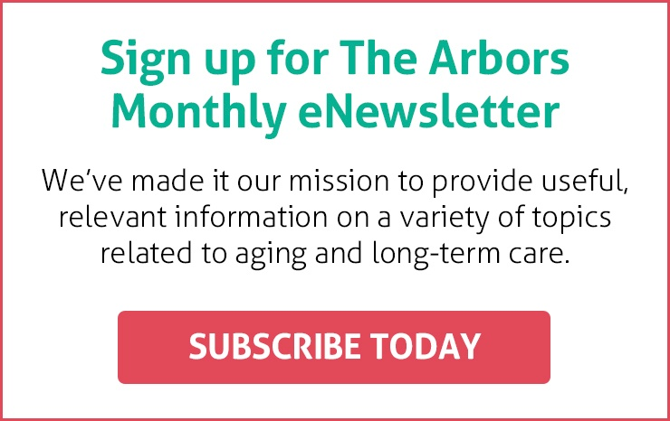 The Arbors Newsletter