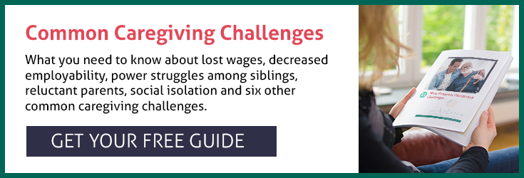 11 Most Common Caregiving Challenges