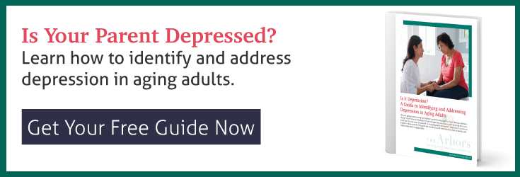 Is your parent depressed? learn how to identify and address depression in aging adults with this free guide