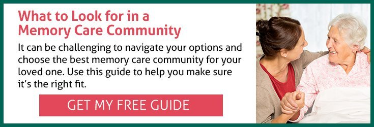 What to Look for in a Memory Care Community