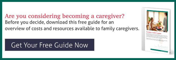 are you considering becoming a caregiver? get the guide to becoming a family caregiver