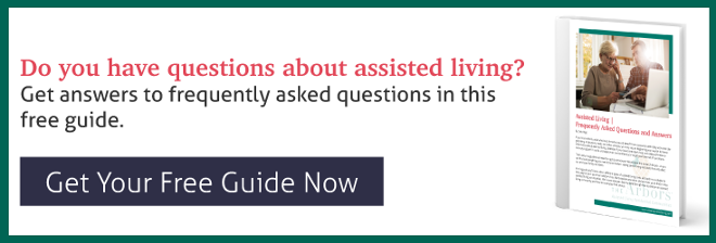 do you have questions about assisted living? get the answers with this free guide