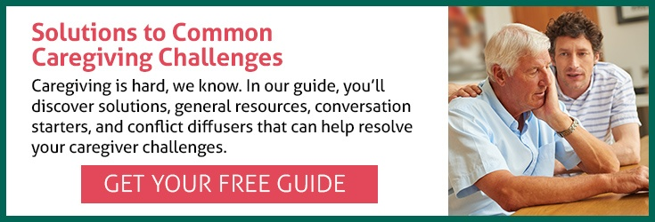Solutions to Common Caregiving Challenges