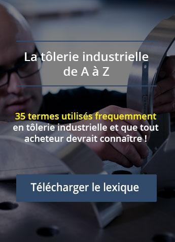 lexique tolerie industrielle