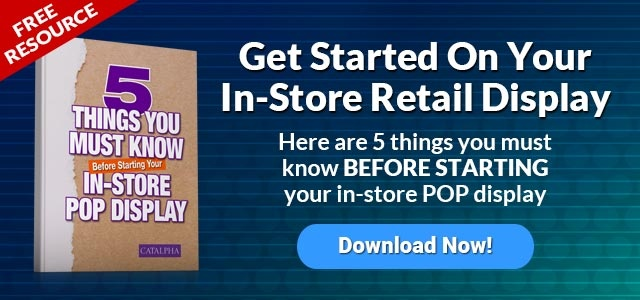 DOWNLOAD FREE RESOURCE - 5 Things You Must Know Before Starting Your In-Store POP Display