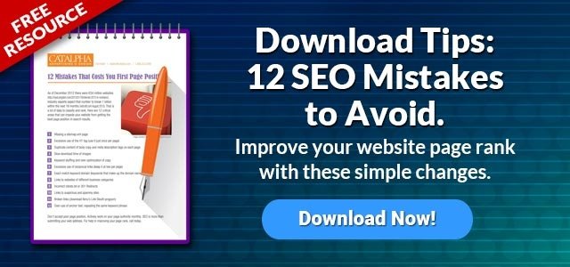 Tips: 12 SEO Mistakes to Avoid --> Download Now!