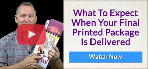 Popular Video - What to Expect When Your Custom Printed Retail Package Boxes Are Delivered - WATCH NOW