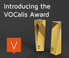 Introducing the VOCalis Award