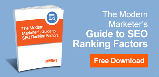 Guide to SEO Ranking Factors