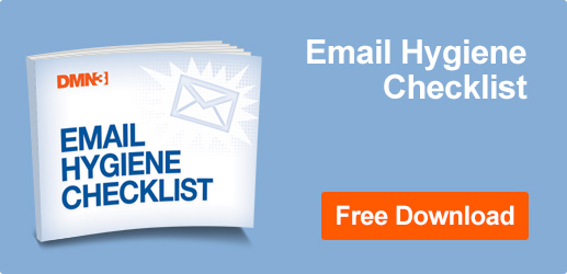 Download Email Hygiene Checklist