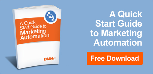 A Quick Start Guide to Marketing Automation