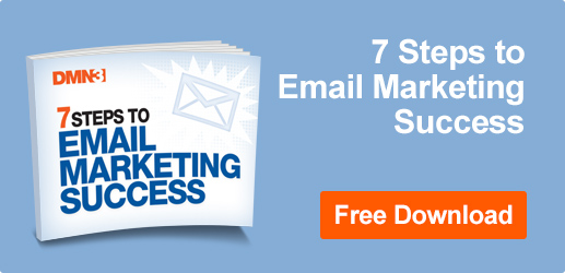 Seven Steps to Email Marketing Success