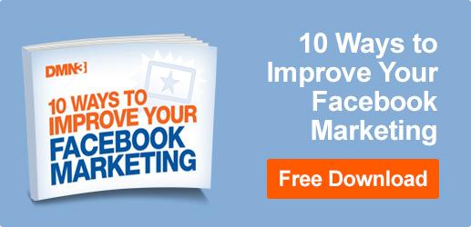10 Ways To Improve Your Facebook Marketing