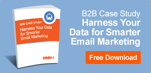 B2B Case Study - Harness Your Data