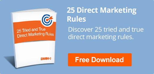 25 Tried and True Direct Marketing Rules