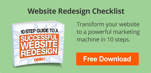 10 Step Guide to a Successful Website Redesign