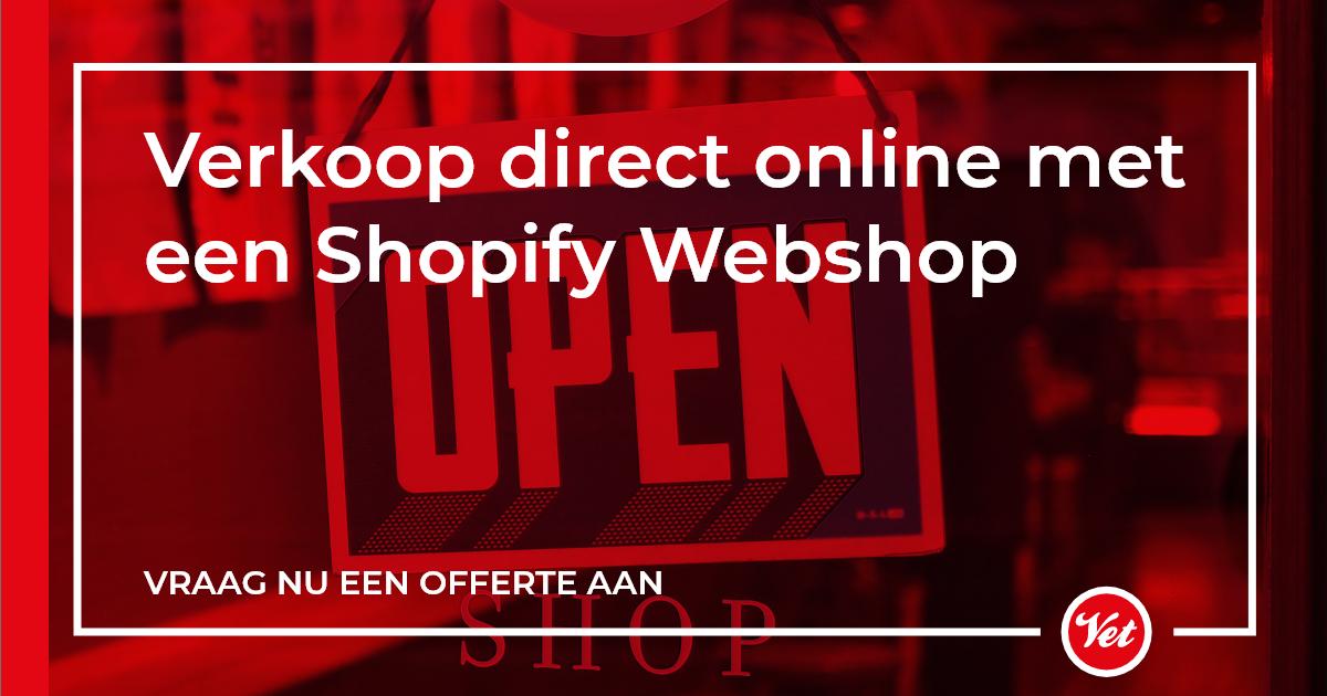 Bureau Vet Shopify webhop