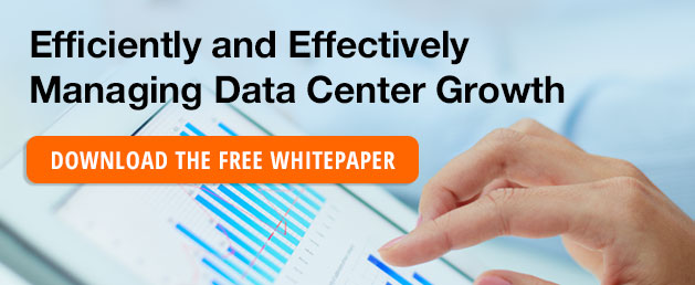 Managing Data center Growth