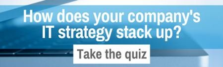 MotherG Quiz: How does your company's IT strategy stack up?