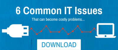 6 common IT issues that can become costly problems