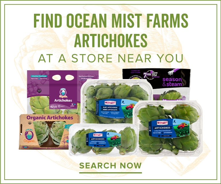Find Ocean Mist Farms Artichokes At A Store Near You, Search Now