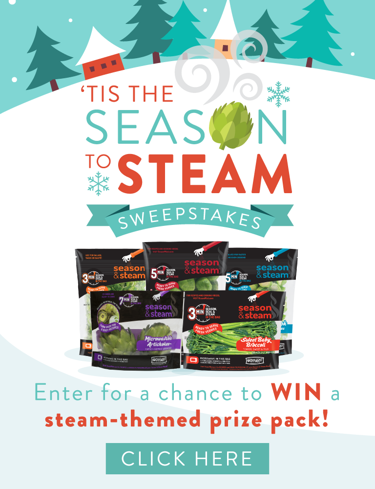 'Tis the Season to Steam