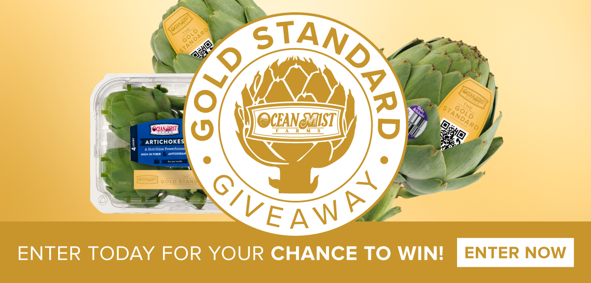 Gold Standard Giveaway: Enter Today for Your Chance to Win!