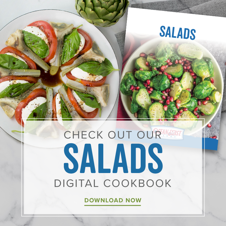 Check out our Salads digital cookbook