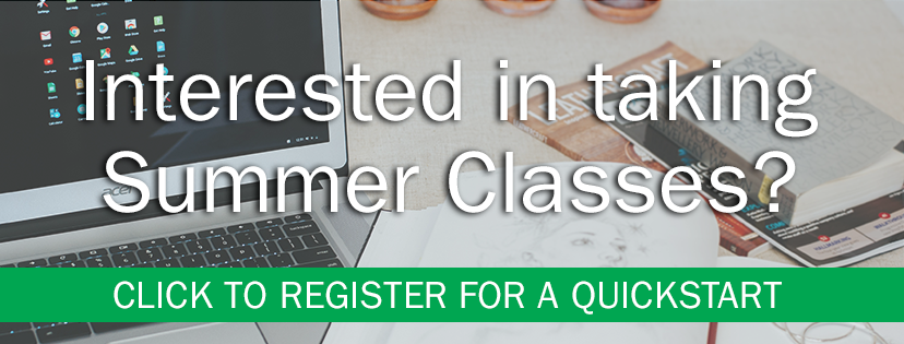 Summer Classes_QuickStart