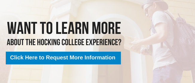 Request More Information About Hocking College