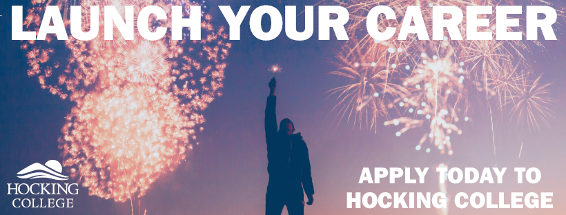Launch Your Career Apply today to Hocking College