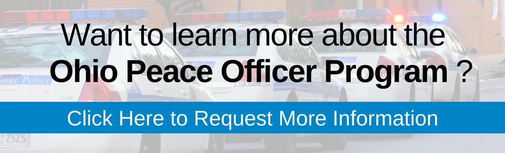 ohio peace officer training academy