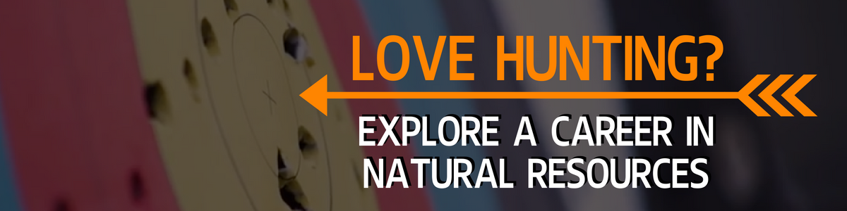 Explore a Career in Natural Resources