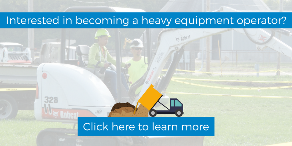 become a heavy equipment operator