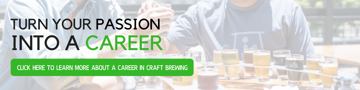 Learn More About a Career in Craft Brewing