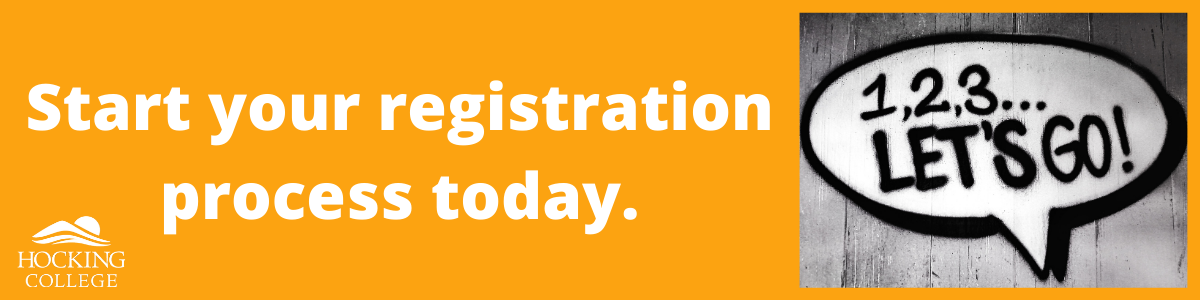 Start your registration process today CTA