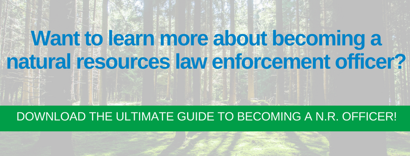 become a natural resources law enforcement officer in ohio