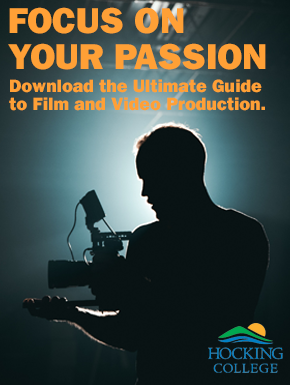 Focus on your passion. Download the Ultimate Guide to Film and Video Production.