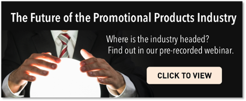 Future of the Promotional Products Industry Webinar