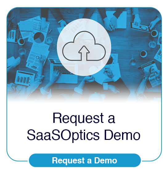 Request a Demo from SaaSOptics