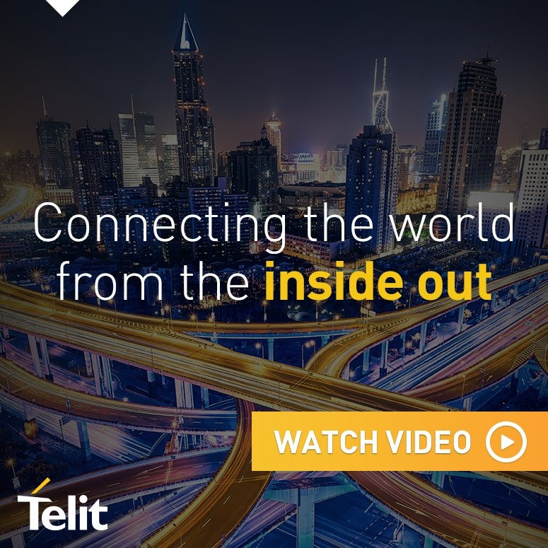 Telit - Connecting the World from the Inside Out - Watch Video