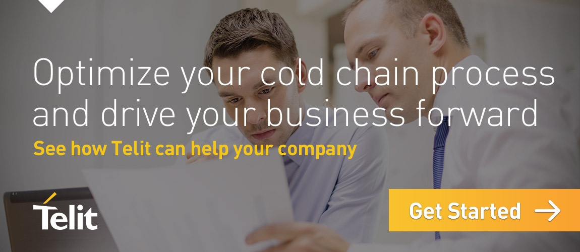 Optimize your cold chain process and drive your business forward. See how Telit can help your company.