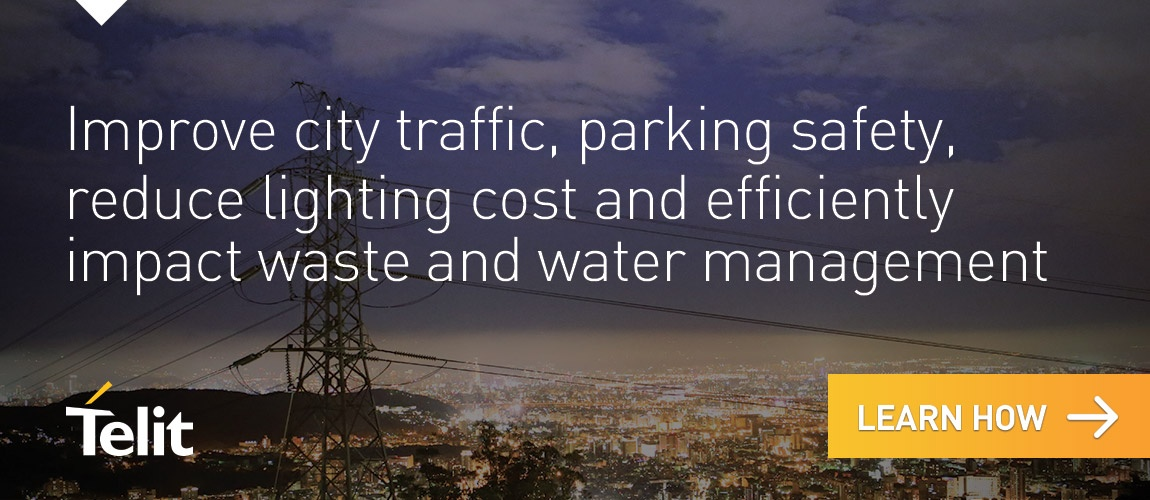 Improve city traffic, parking safety, reduce lighting cost and efficiently impact waste and water management