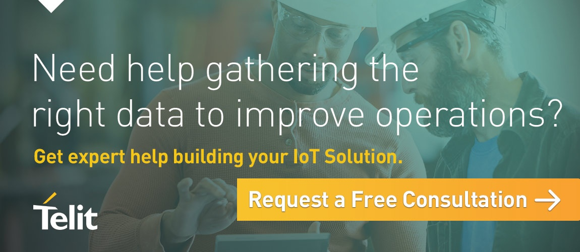 Need help gathering the right data to improve operations? Get expert help building your IoT Solution. Click here to request a free consultation.